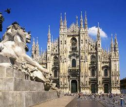 Car rental in Milan, Italy